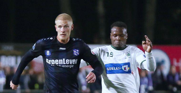 'Harde maatregel Heerenveen werpt vruchten af: Sampdoria mikt op januari-transfer'