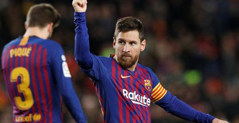 Primeur voor 'salaris-kampioen' Barcelona; PSV zorgt voor schril contrast
