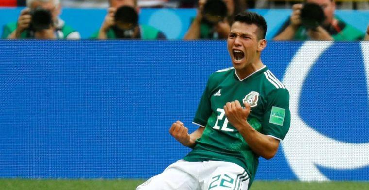 Prachtige onderscheiding: Concacaf roept Lozano uit tot speler van het jaar