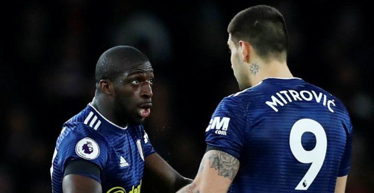 'Yogasessie bij Fulham resulteert in ruzie tussen twee aanvallers'