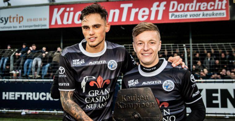 Den Bosch-spelers over underdogs Keuken Kampioen Divisie: 'Dat zijn wij toch echt'