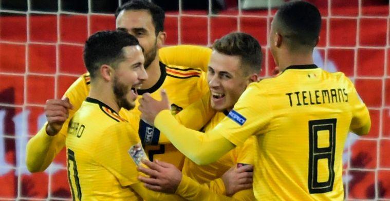 Gouden Schoen-preview: Guga Baúl test hoe stressbestendig  Courtois en Hazard zijn