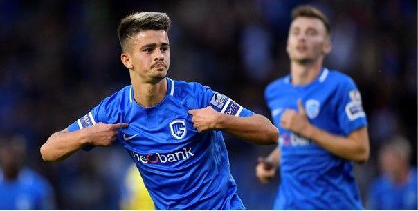 'FC Barcelona en AC Milan kloppen aan bij Genk voor jonge flankaanvaller'