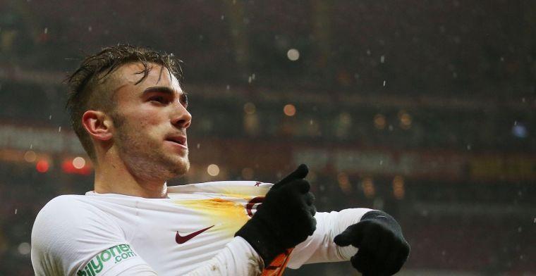'Anderlecht biedt drie miljoen euro op speler van Galatasaray'
