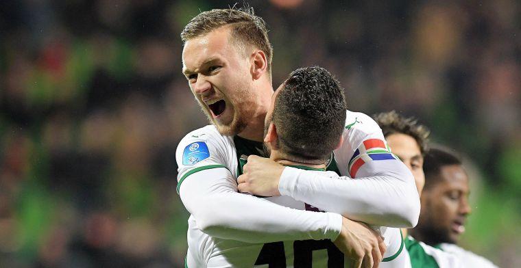 'Groningen is een fantastische club, maar in Gent kon ik drie keer meer verdienen'