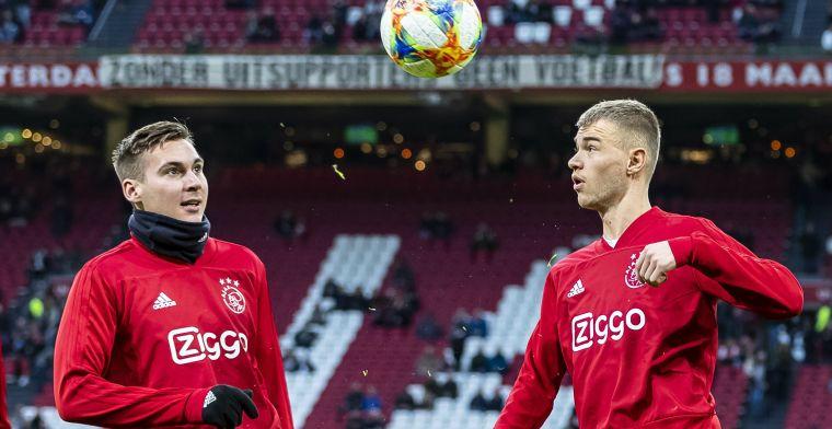 'Miljoenendeal Ajax nog altijd niet rond door bureaucratische problemen in Spanje'