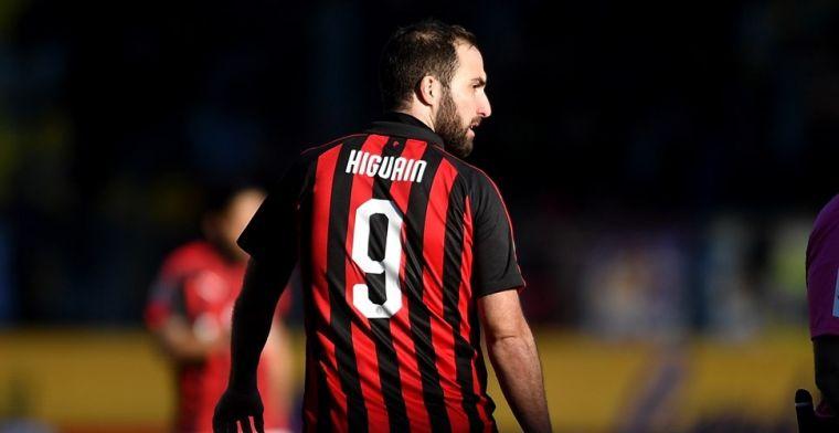Update: 'Chelsea en Juventus akkoord over Higuain'