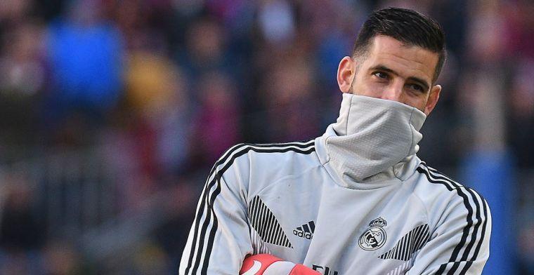 Opmerkelijke transfer in Engeland: Leeds neemt doelman over van Real Madrid