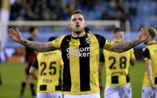 Afbeelding: Met hakken over de sloot: Vitesse wint eerste wedstrijd van 2019