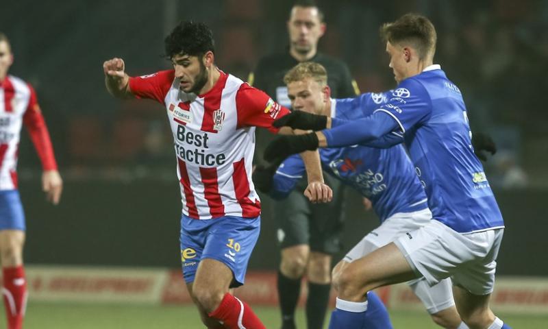 Afbeelding: Koploper Den Bosch wint opnieuw, puntenverlies Sparta, afstraffing Jong Ajax