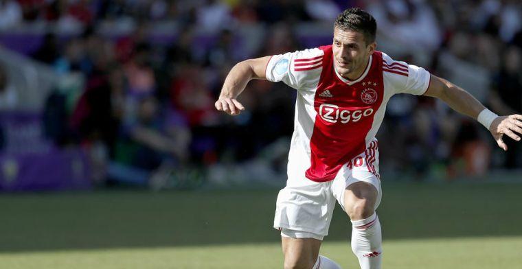 'Aardverschuiving in Amsterdam: Ajax kan 25 miljoen euro krijgen voor Tadic'