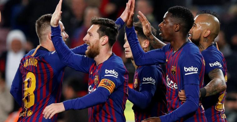 Update: Levante vecht bekeruitschakeling tegen Barça aan bij CAS; haast geboden