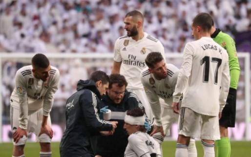 Afbeelding: Real Madrid wint Spaanse topper van Sevilla in slotfase