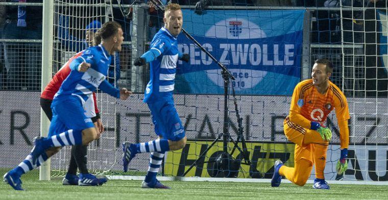 Update: Feyenoord-doelman Bijlow mist Klassieker en is twee maanden out