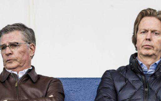 Afbeelding: Update: 'Ontmoeting tussen De Jong en Steijn ging niet over Feyenoord'