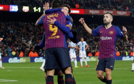 Afbeelding: FC Barcelona heeft invaller Messi nodig om Leganés te verslaan