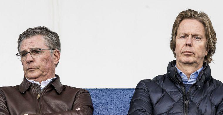 Update: 'Ontmoeting tussen De Jong en Steijn ging niet over Feyenoord'