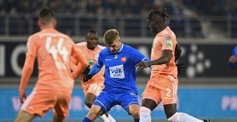 Gentse nieuweling Sorloth bezorgt Rutten meteen domper in debuut bij Anderlecht