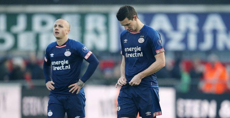 Viergever: 'Fijn voor de Ajax-fans dat wij hier punten laten liggen'