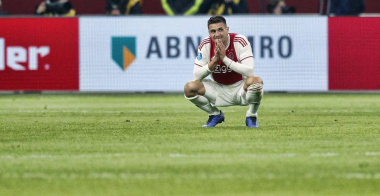 Ajax morst punten na krankzinnige wedstrijd tegen Heerenveen met acht treffers