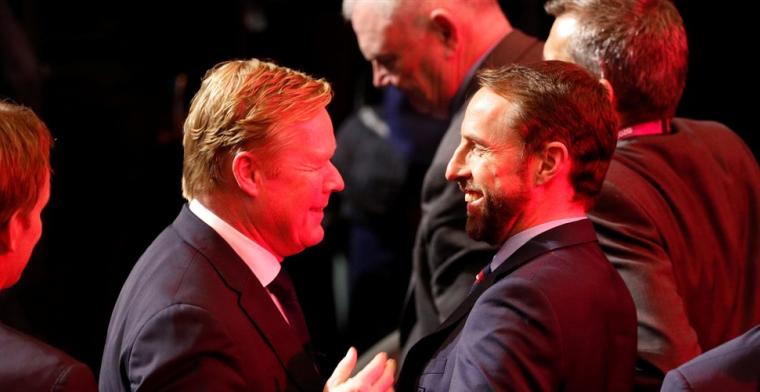 Koeman ziet de bui al hangen voor Ajax: 'Volgende week zondag Feyenoord-Ajax'