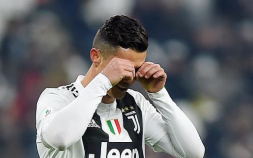Afbeelding: Eenvoudige zege voor Juventus; geen fijne avond voor Ronaldo
