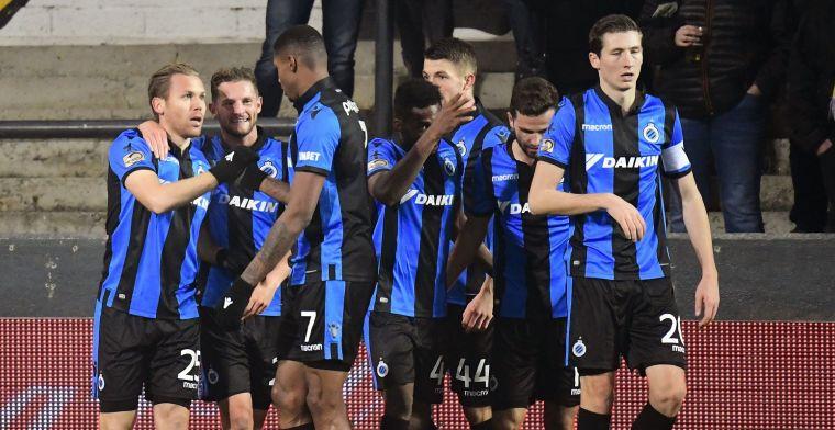 'Club Brugge grijpt in, Portugees kan tekenen voor vier seizoenen'