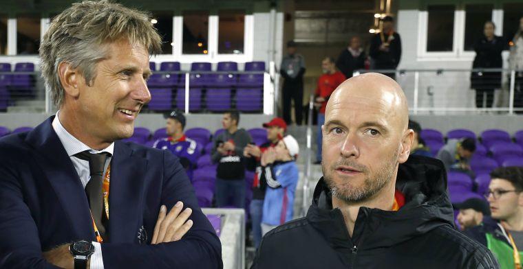 'Man United zoekt nog steeds en heeft 'meer en meer interesse' in Van der Sar'