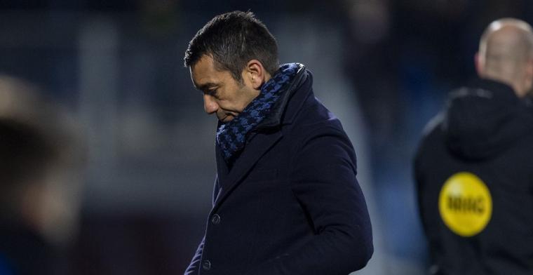 'Complex, de spelers van Feyenoord verzieken het voor Van Bronckhorst'