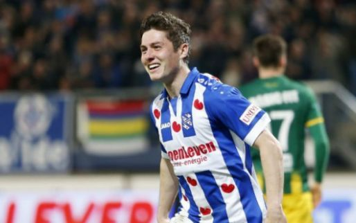 Afbeelding: Update: Heerenveen kan Rojas van loonlijst schrappen door transfer naar Denemarken