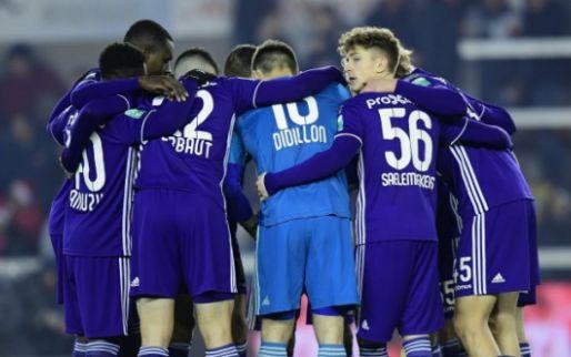 Afbeelding: Peperdure B-ploeg van Anderlecht kent veel moeite met Lokeren-reserves