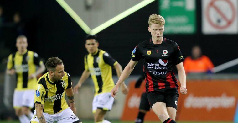 'Nóg meer belangstelling uit Serie A voor Eredivisie-revelatie Schouten'