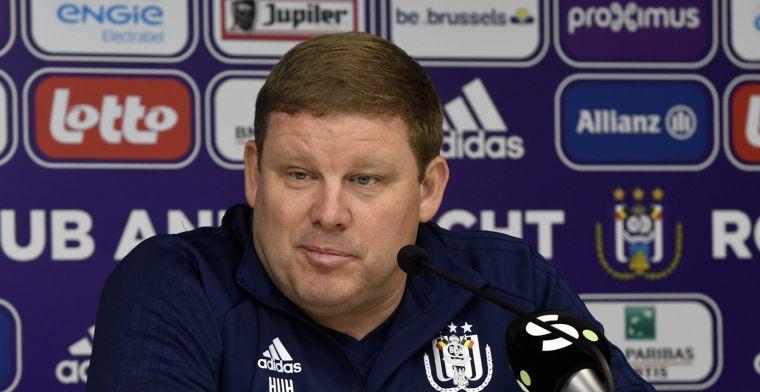 Anderlecht-speler steunt Vanhaezebrouck: Voor mij was hij ideaal