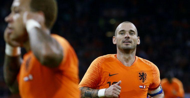 'Nee, Sneijder zie ik niet als trainer voor me, hij gaat investeren in FC Utrecht'