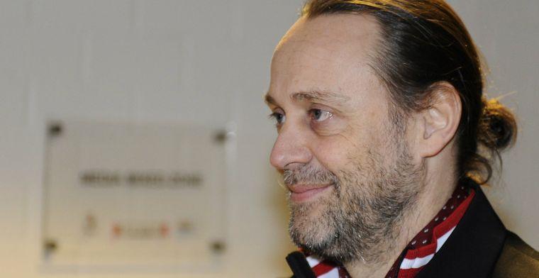 Borst speculeert over 'spannende' week bij Feyenoord: Stel je voor