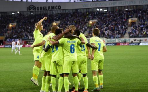 Afbeelding: De strijd om de Croky Cup! Vier ploegen vechten het nog steeds uit