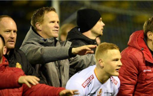 Afbeelding: OPSTELLING: Deze basisploeg moet KV Mechelen naar de finale loodsen
