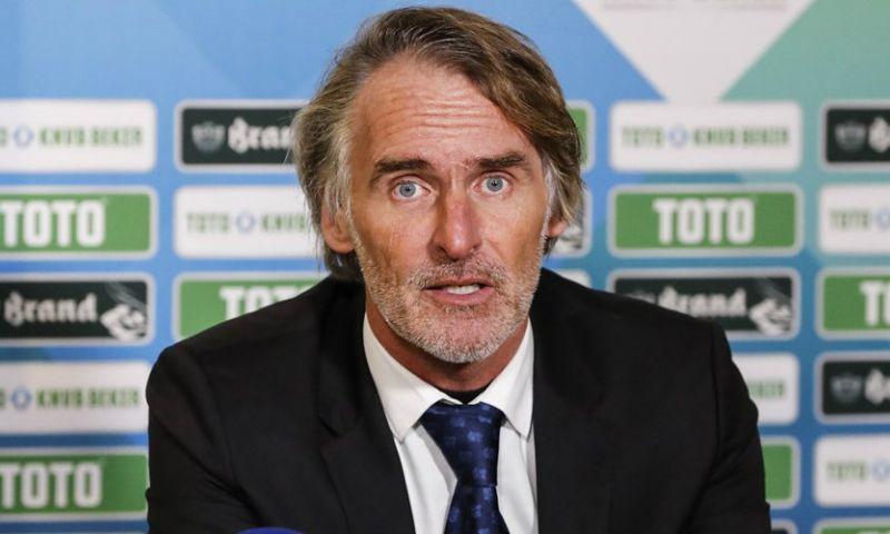 Afbeelding: 'Ik denk het niet, Ajax wil net als wij de beker winnen en zal er voor gaan'