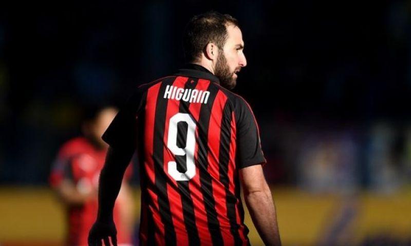 Afbeelding: Chelsea heeft Higuaín binnen; Piatek volgt Argentijn op bij AC Milan