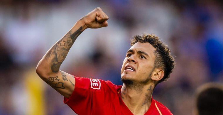 Makelaar Edmilson geeft Antwerp en andere Belgische club weinig hoop