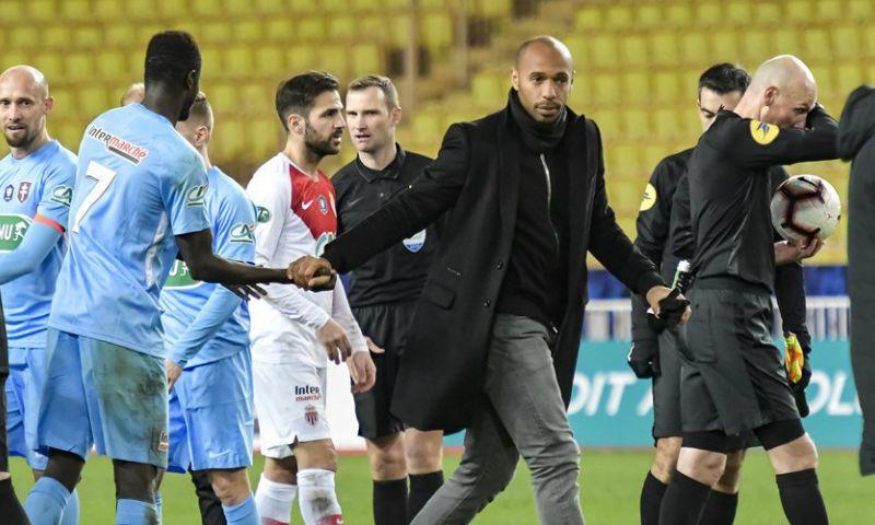 Afbeelding: Hardnekkig gerucht: Henry na drie maanden alweer ontslagen in Monaco