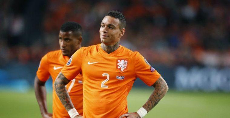 'Van der Wiel weggestuurd uit trainingskamp: 'Die mentaliteit was ze te veel''