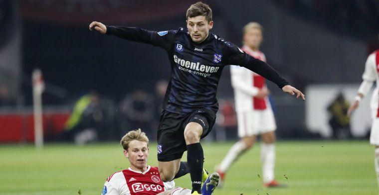 Update: 'Bulthuis verlaat Heerenveen voor deelnemer Aziatische Champions League'