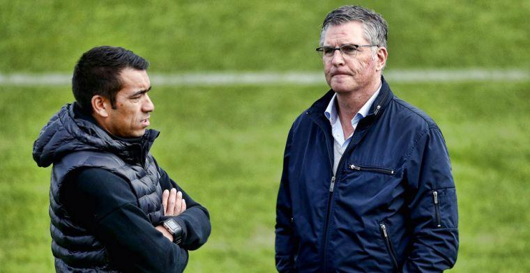 Advocaat valt af: acht kandidaten om Van Bronckhorst op te volgen bij Feyenoord