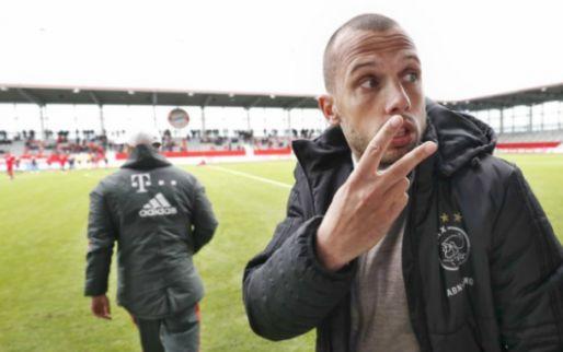 Afbeelding: Heitinga roemt 'Brobeast': 'Snelste speler bij Ajax, springt hoger dan Ronaldo'