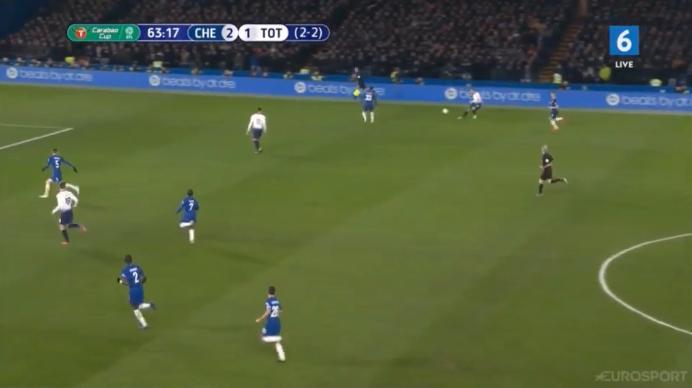 Voor de fijnproevers: Eriksen verstuurt wereldpass bij Chelsea - Tottenham