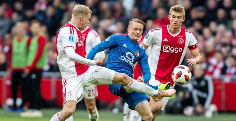 AD: KNVB hoopt op Klassieker in halve finale om 'kopzorgen' te voorkomen