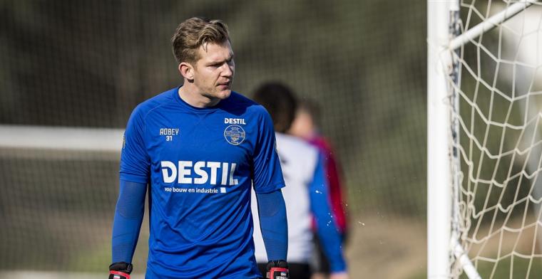 'NEC wil vervanger van Alblas ophalen in de Eredivisie'