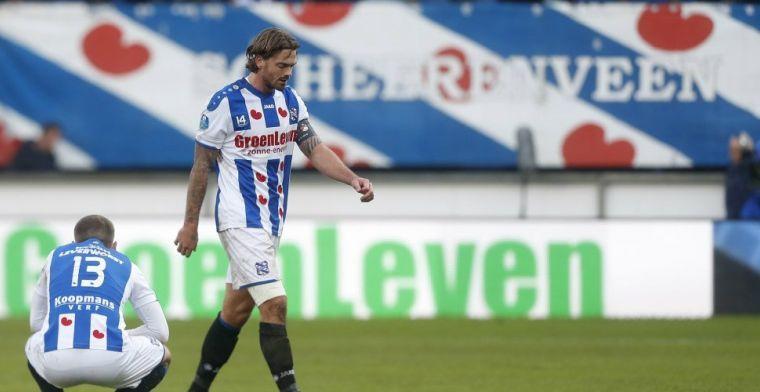 Heerenveen bevestigt: Zeneli én Bulthuis gaan Friesland per direct verlaten