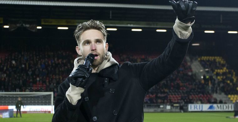 FC Utrecht in actie voor De Kogel: opbrengst kaartjes en boekjes naar oud-spits